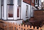 Norfolk Holiday Apartment - Outside seating area - Mundesley