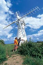 Photo - Thurne windpump